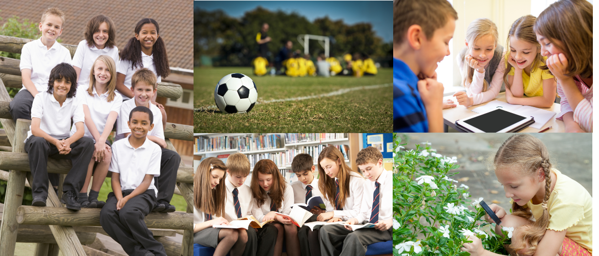 Need funding for your school? You've come to the right place.
